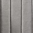 Stuhl Samantha - Buchefarben/Hellgrau, MODERN, Holz/Textil (59/82/65cm) - Mömax modern living