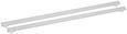 Paneelwagen Style Weiß - Weiß, Metall (60cm) - Premium Living