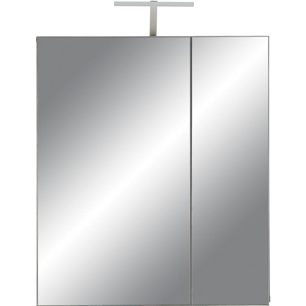 Spiegelschrank Braun