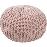 Sitzkissen Aline Rosa ca. 50x30cm - Rosa, Textil (50/30cm) - Premium Living