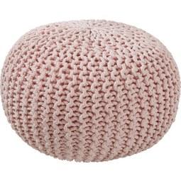 Ülőpárna Aline - Rózsaszín, Textil (55/35cm) - Premium Living