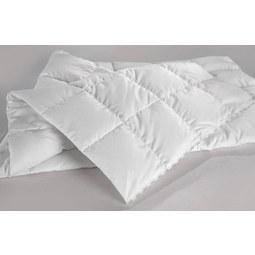 Prešita Odeja Premium - bela, tekstil (140/200cm) - premium living