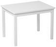 Kindertisch Weiß ca. 66,5x50x50cm - Weiß, ROMANTIK / LANDHAUS, Holz (66,5/50/50cm)