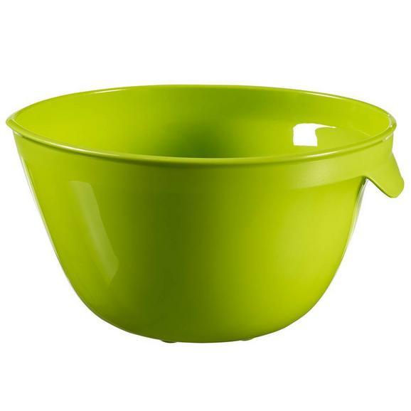 Bol Mixer Essentials - verde, plastic (20/11/23cm) - Curver