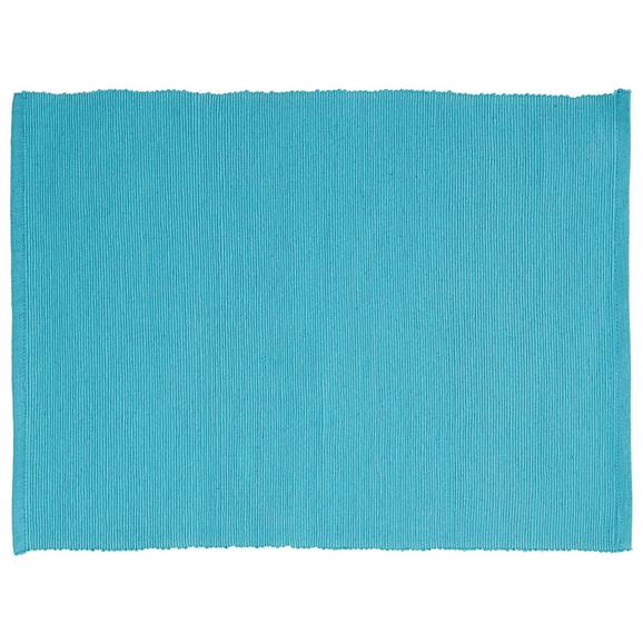 Pogrinjek Maren - petrolej, tekstil (33/45cm) - Based