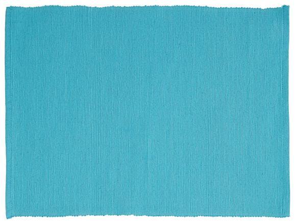 Tischset Maren in Petrol - Petrol, Textil (33/45cm) - Based