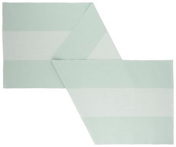 Nadprt Lisa - svetlo zelena, Moderno, tekstil (45/150cm) - Mömax modern living