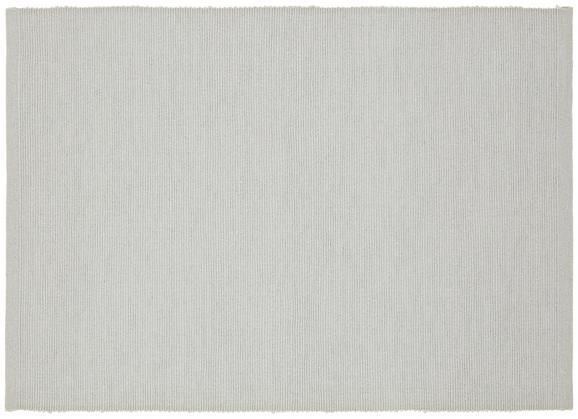 Suport Farfurii Maren - Argintiu, Material textil (33/45cm) - Based