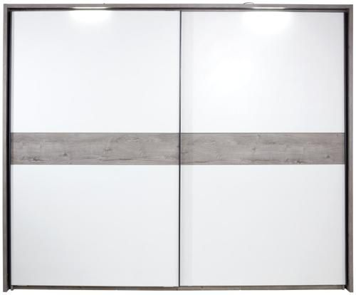 Okrasni Okvir Julia - hrast, Konvencionalno, leseni material (280/230/17,5cm) - Mömax modern living