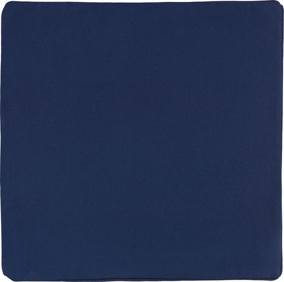 Prevleka Blazine Steffi Paspel -top- - temno modra, tekstil (50/50cm) - Mömax modern living
