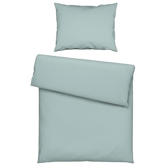 Posteljnina Stone Washed Uni - svetlo modra, Moderno, tekstil (140/200cm) - Modern Living