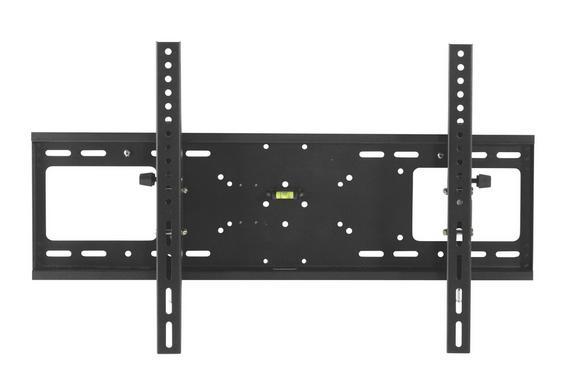 TV-Wandhalter Metall - Schwarz, Metall (54/23/7cm) - Mömax modern living