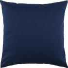 Okrasna Blazina Zippmex -based- - temno modra, tekstil (50/50cm) - Based