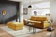Stehleuchte Jule, max. 60 Watt - Goldfarben/Schwarz, LIFESTYLE, Metall (78/180cm) - Mömax modern living