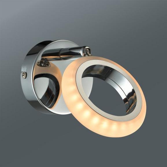LED-Strahler Tino max. 4 Watt - MODERN, Kunststoff/Metall (8/16cm) - Mömax modern living