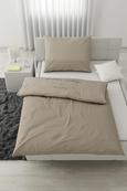 Posteljnina Beaute - bež, Romantika, tekstil (140/200cm) - Mömax modern living