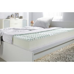 Komfortschaummatratze ca. 140x200cm - Textil (140/200cm) - Nadana