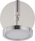 LED-Strahler Louanne - Chromfarben, MODERN, Kunststoff/Metall (11/16cm) - Mömax modern living
