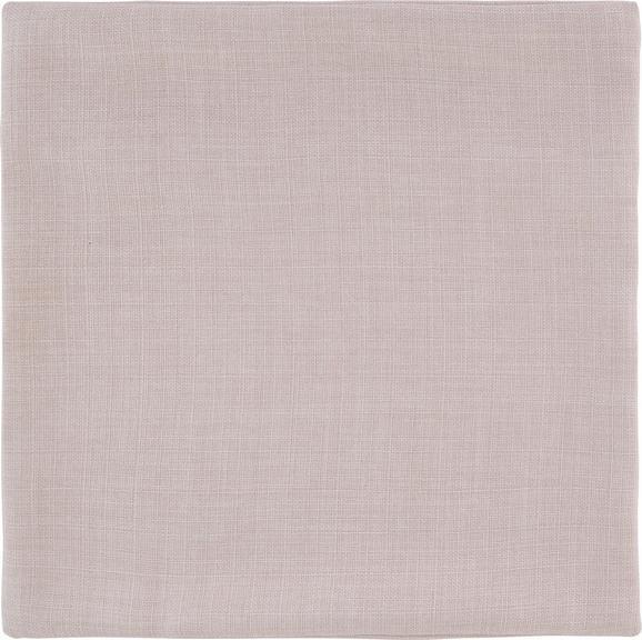 Prevleka Blazine Leinenoptik - peščena, Konvencionalno, tekstil (40/40cm) - Mömax modern living