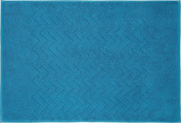 Kopalniška Preproga Peter - petrolej, tekstil (50/70cm) - Mömax modern living