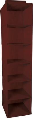 Felakasztható Rendszerező Comfort - piros, műanyag