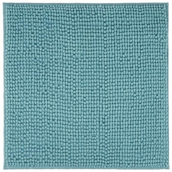 Kopalniška Preproga Nelly -top- - turkizna, tekstil (50/50cm) - Mömax modern living