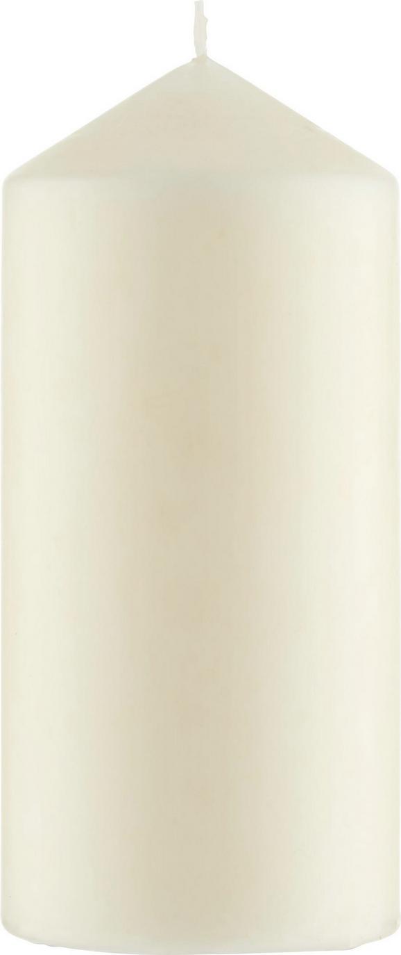 Stumpenkerze Urban in Champagner - Champagner (7/15cm) - Mömax modern living