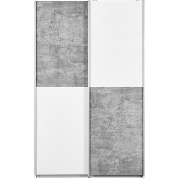 Mehrzweckschrank in Weiß/Grau online kaufen ➤ mömax
