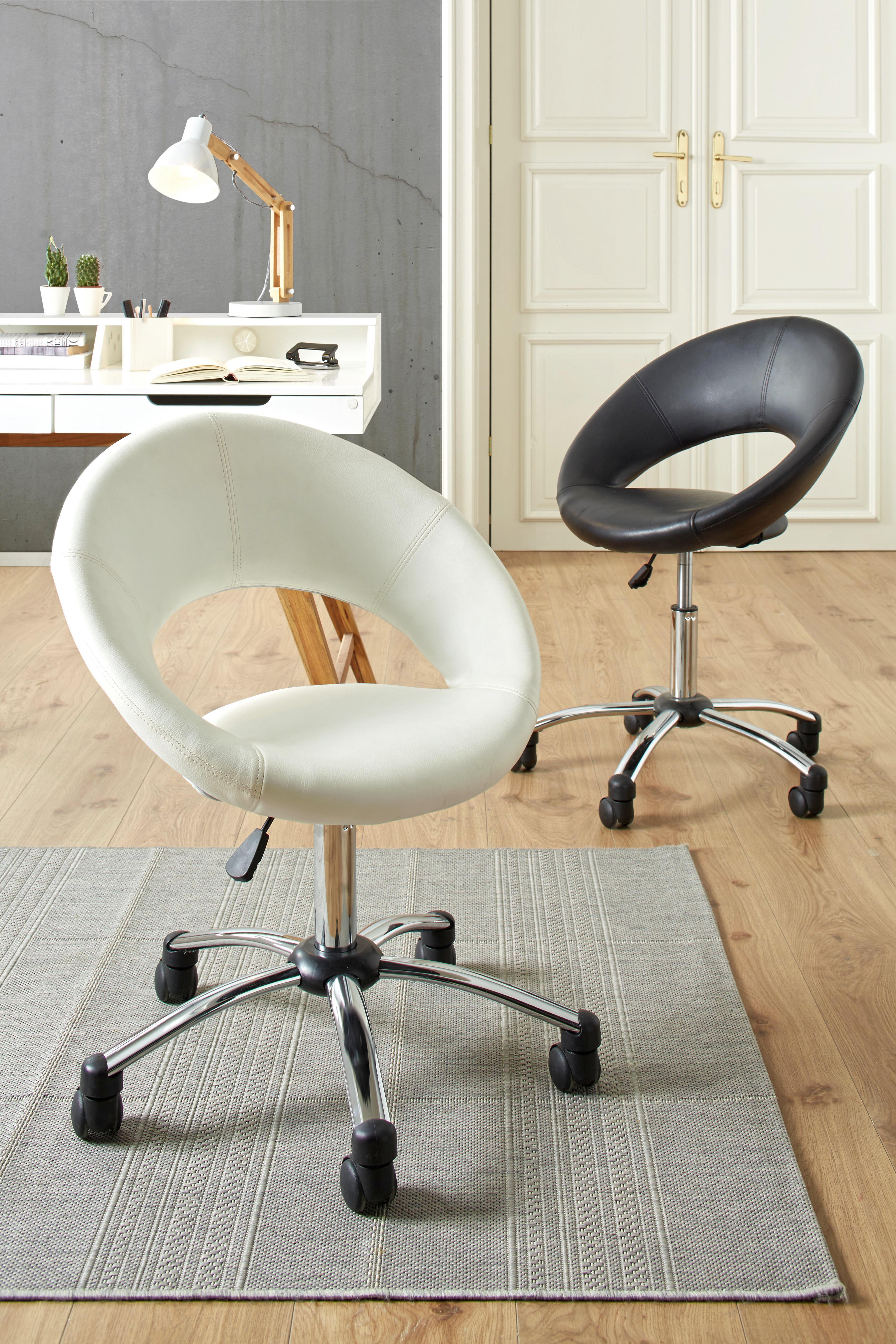 Íróasztal Durham - barna/fehér, modern, fa/faanyagok (110/85/58cm) - MÖMAX modern living