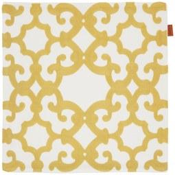 Kissenhülle Mary Stick Messing ca. 45x45cm - Messingfarben, MODERN, Textil (45/45cm) - Mömax modern living