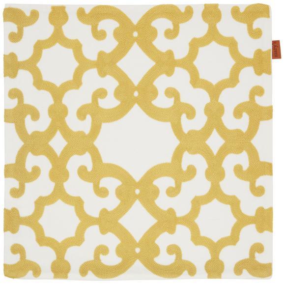 Prevleka Blazine Mary Stick - medenina, Moderno, tekstil (45/45cm) - Mömax modern living