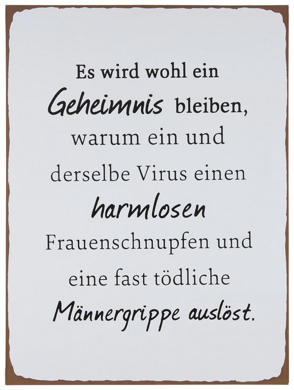 Dekoschild Finja Verschiedene Sprüche - ROMANTIK / LANDHAUS, Metall (30/40cm)