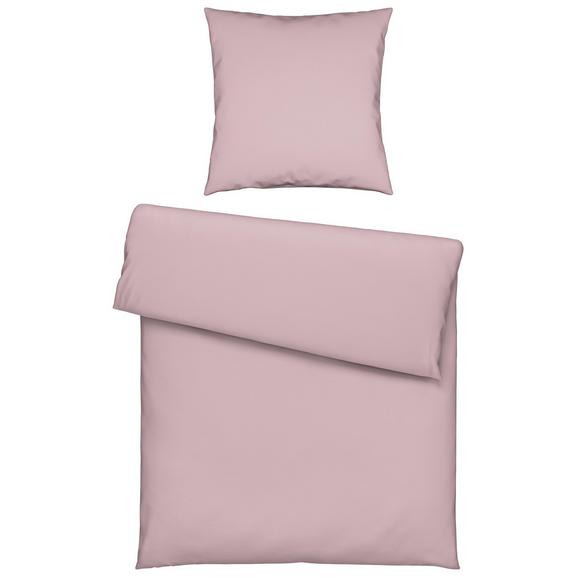 Bettwäsche Iris ca. 135x200cm - Rosa, Textil (135/200cm) - Mömax modern living