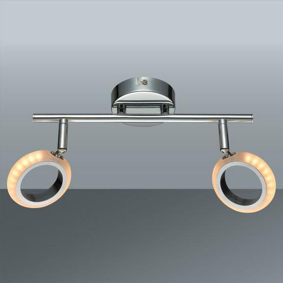 Led-reflektor Tino - Moderno, kovina/umetna masa (34/18,5cm) - Mömax modern living