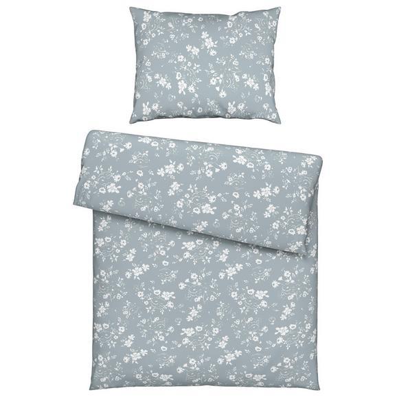 Posteljnina Jessy - roza/svetlo modra, Moderno, tekstil (140/200cm) - Mömax modern living