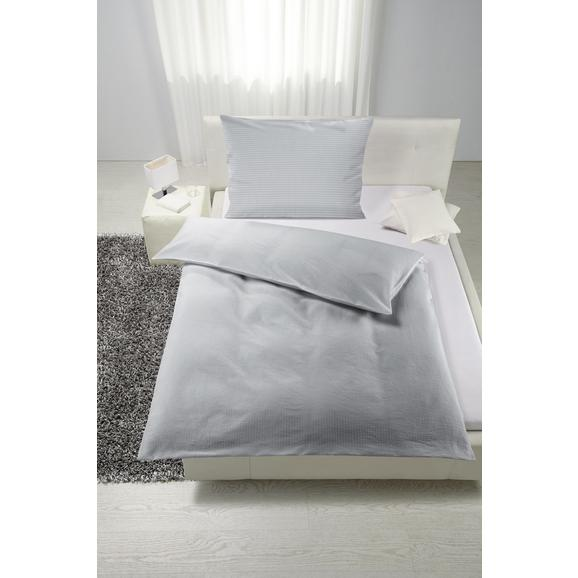 Posteljnina Babylon - svetlo siva, tekstil (140/200cm) - Mömax modern living