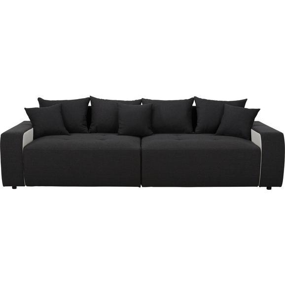 bigsofa in schwarz wei online kaufen m max. Black Bedroom Furniture Sets. Home Design Ideas