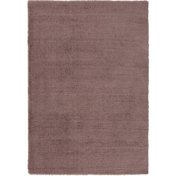 Covor Shaggy Stefan - mov, Modern, textil (80/150cm) - Modern Living