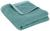 Handtuch Juliane Petrol 50x100cm - Petrol, Textil (50/100cm) - PREMIUM LIVING