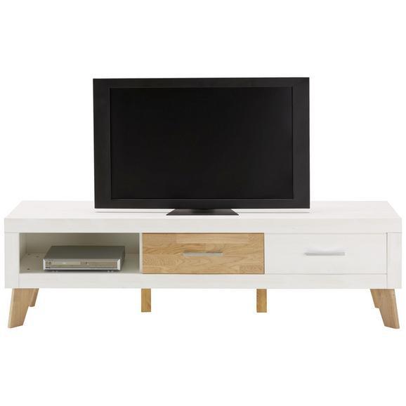 lowboard wei eschefarben online kaufen m max. Black Bedroom Furniture Sets. Home Design Ideas