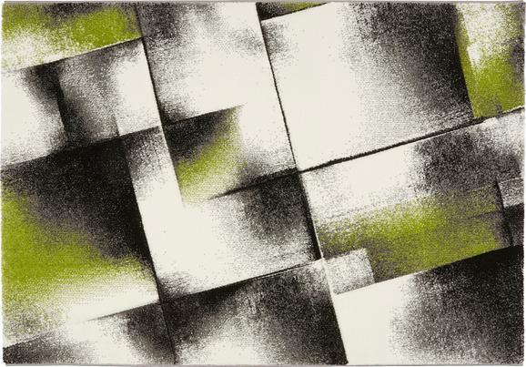 Webteppich Mirano, ca. 80x150cm - Grün, Textil (80/150cm) - Mömax modern living