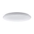 LED-Deckenleuchte max. 31 Watt 'Giron CL' - Weiß, MODERN, Kunststoff/Metall (58/8,5cm) - Bessagi Home