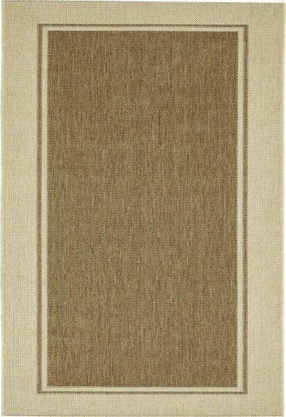 Szőnyeg Naomi 2 - bézs/szürke, konvencionális, textil (100/150cm) - MÖMAX modern living