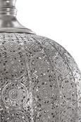 Hängeleuchte Alibaba - Silberfarben, Metall (30/30/75,5cm) - MÖMAX modern living