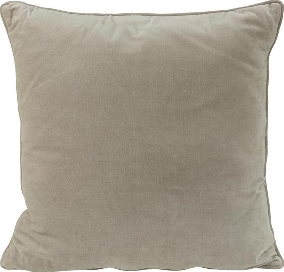 Zierkissen Susan in Grau, ca. 60x60cm - Grau, Textil (60/60cm) - Mömax modern living