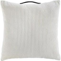 Okrasna Blazina Cordy - bela, Moderno, tekstil (60/60cm) - MÖMAX modern living