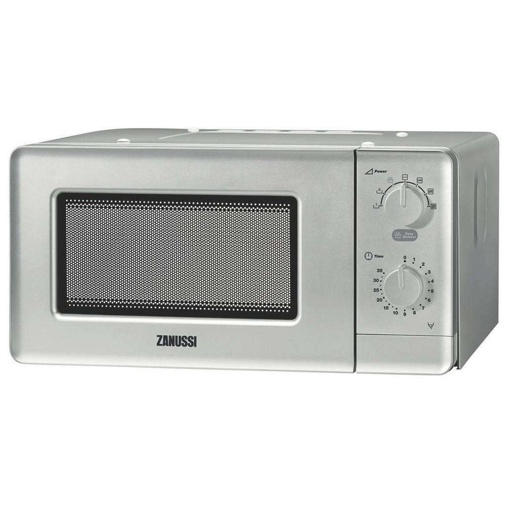 Mikrowelle Zanussi ZFM15100SA, 920 Watt | Küche und Esszimmer > Küchenelektrogeräte > Mikrowellen | Zanussi