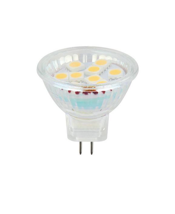 Žarnica 10120 - krom (3,5/3,5cm)