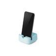 Mobiltartó Lilo - Kék, modern, Műanyag (7,77/7,77/3,81cm) - Mömax modern living
