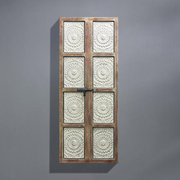 Dekoobjekt Josie - Beige/Naturfarben, Holz/Holzwerkstoff (67,5/167/7,5cm) - MÖMAX modern living